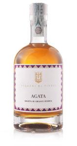 Liquori di Tivoli - Agata Grappa di Chianti Riserva. Questa grappa, dal profilo aromatico intenso, leggermente speziato e vanigliato, è la più pregiata della nostra gamma dei distillati.